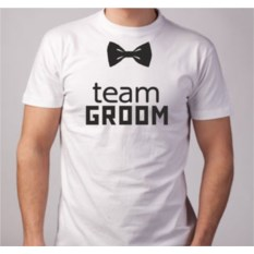 Футболка Team Groom