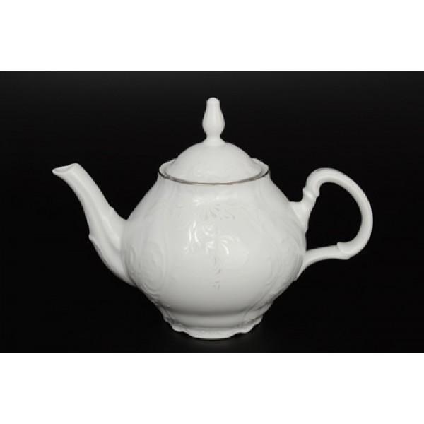 Чайник заварочный Бернадотт Платиновый узор