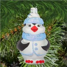 Елочная игрушка «Пингвин»
