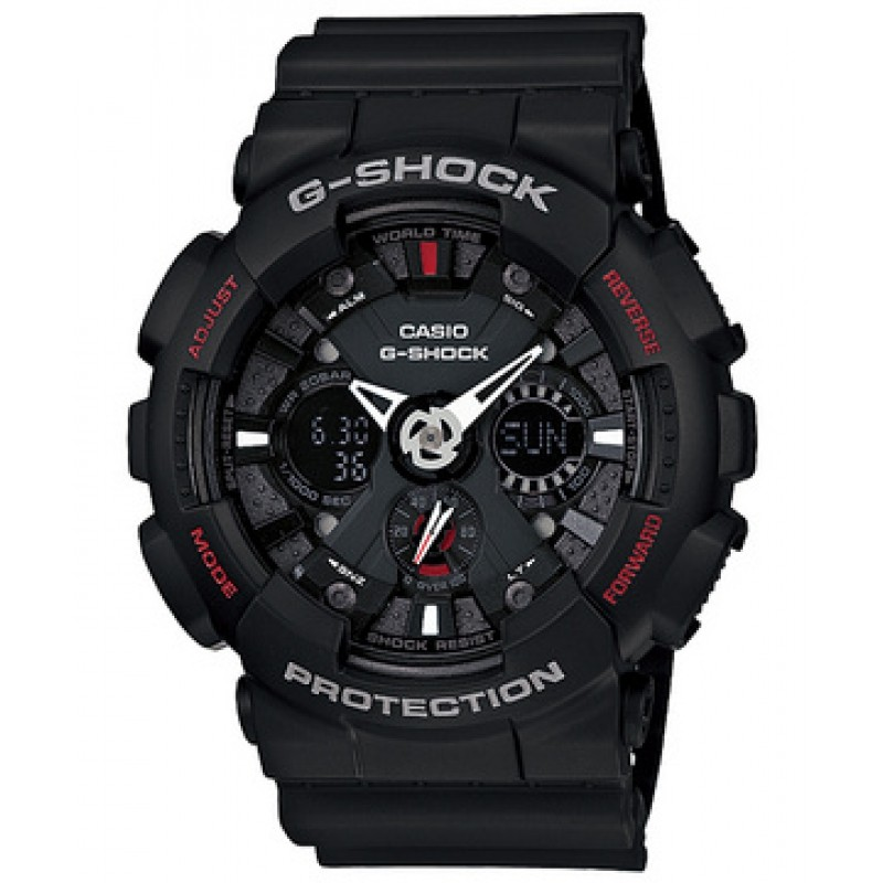 Часы Casio G-Shock GA-120-1A Classic Collection