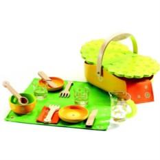 Детский набор для сюжетно-ролевой игры Мой пикник Djeco