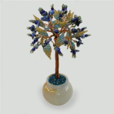 Дерево из лазурита Лазуритовое чудо