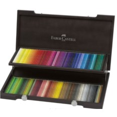 Цветные карандаши Polychromos Faber-Castell (120 цветов)