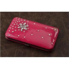 Маникюрный набор, коллекция Nail Care (розовый)