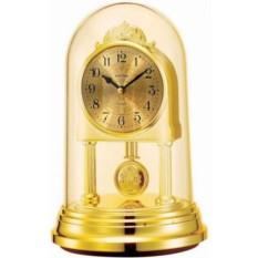 Кварцевые настольные часы c маятником Rhythm 4RP777WR18