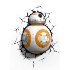 3D-светильник Star Wars BB-8