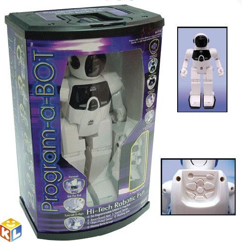 Программируемый робот Silverlit
