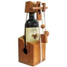 Головоломка на бутылку «Выпей, если сможешь»
