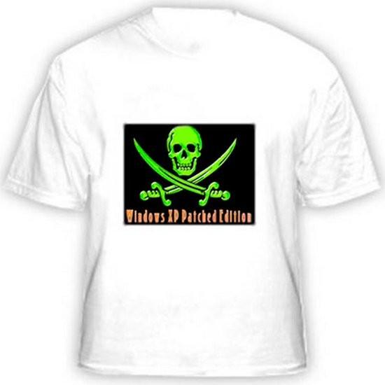 Футболка Флаг корсаров