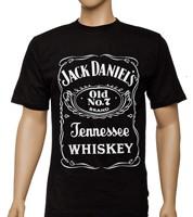 Футболка Jack Daniels, шелкография