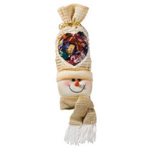 Сумочка для конфет «Снеговик»
