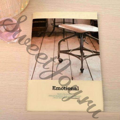 Тетрадь Emotional Chair