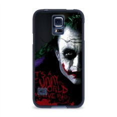 Чехол для Samsung Galaxy S5 Джокер
