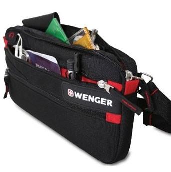 Сумка поясная Wenger «Waist bag», для документов