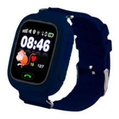 Детские часы Smart Baby Watch 80 (цвет — тёмно синий)