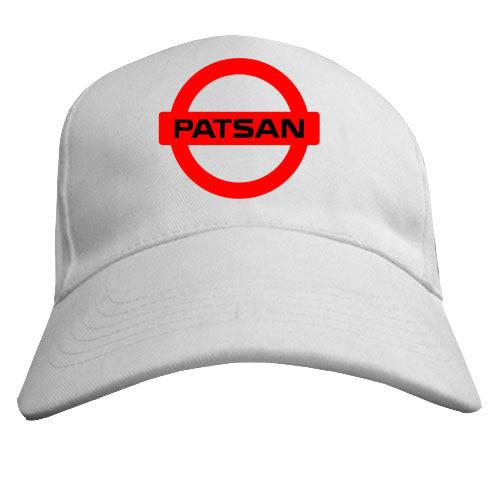 Бейсболка Patsan