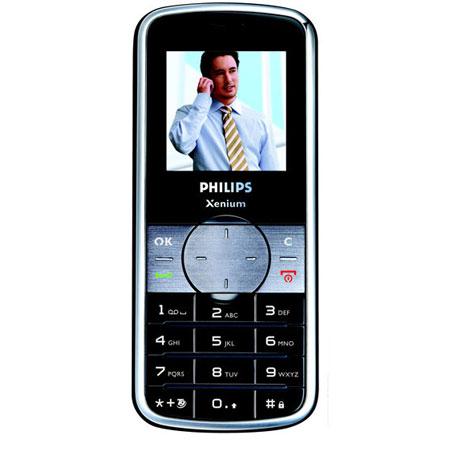 Телефон Philips 9@9 f