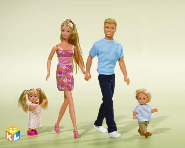 Куклы Штеффи, Семья, Simba