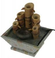 Фонтан декоративный Бамбук, 16x13x18 см