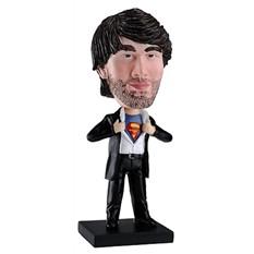Фигурка по фото Супермен в пиджаке