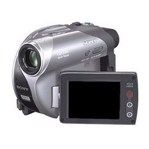 Видеокамера Sony DCR-DVD305E