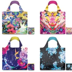 Складная сумка Loqi travel Shinpei naito