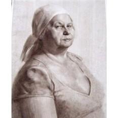 Портрет бабушки по фото