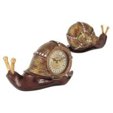 Настольные часы Улитка