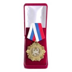 Подарочный орден в футляре 9 мая
