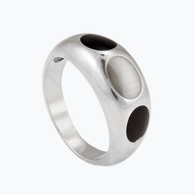 Кольцо «Фасоль»