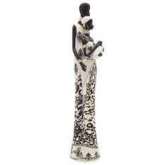 Декоративная статуэтка Африканская пара