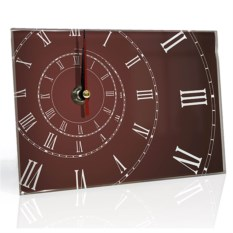 Настольные часы Спираль