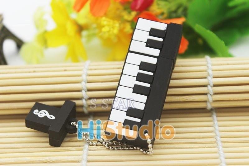 Флешка Пианино