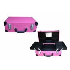 Розовая шкатулка-чемоданчик