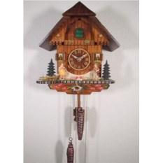 Деревяные настенные часы с кукушкой Trenkle