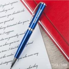 Ручка Синий глянец