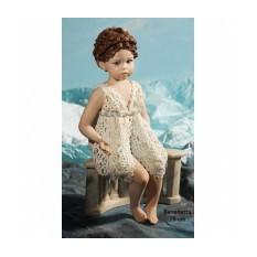 Коллекционная фарфоровая статуэтка Benedetta