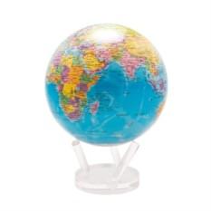 Глобус мобиле с политической картой мира