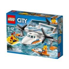 Конструктор City Спасательный самолет береговой охраны
