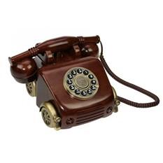 Телефон Ретро на колесах