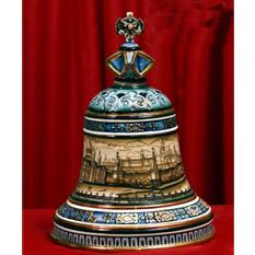 Сувенирный штоф «Колокол»