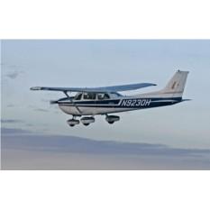 Летайте вместе — полет на самолете для троих человек