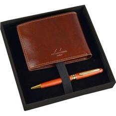 Набор аксессуаров Alessandro Venanzi, портмоне, ручка