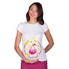 Футболка для беременных Сладкие сны