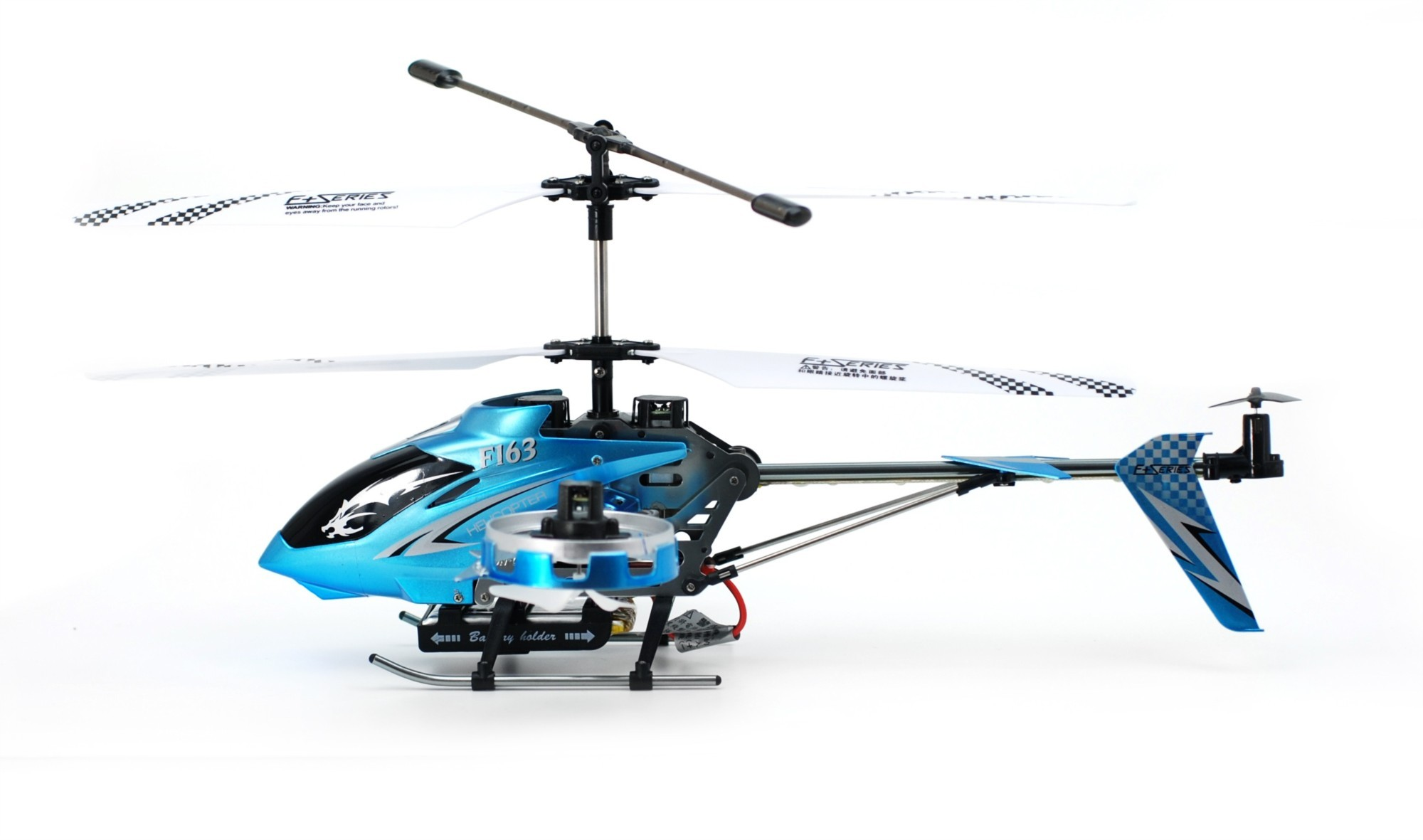 Радиоуправляемый вертолет DFD Toys Fire Wolf Avatar