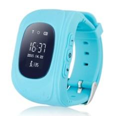 Умные детские GPS часы Smart Baby Watch Wonlex Q50 OLED