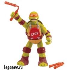Фигурка Turtles Черепашки-ниндзя. Микеланджело со звуком