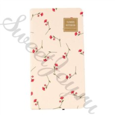 Блокнот Flowers Notebook – Cream