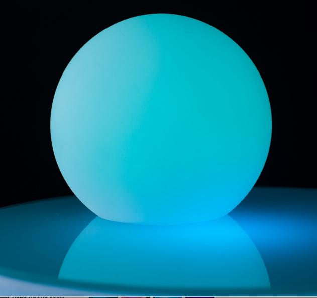 Светодиодный светильник-шар Globe 25 (Led) Alive System