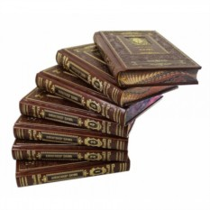 Книга в 7 томах Золотая серия. Собрание сочинений А. Дюма